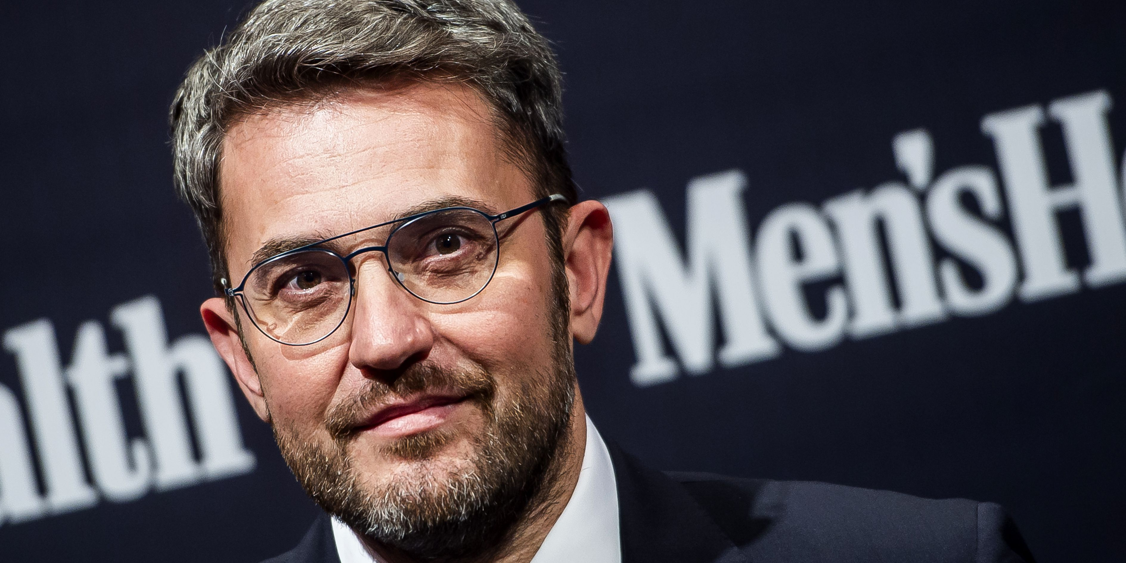 Maxim Huerta en el Men's Health 'Premios Hombre del Año' 2018