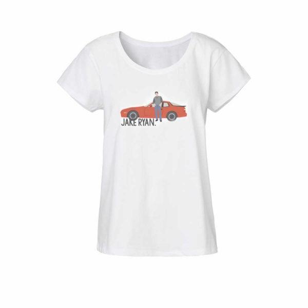 Camiseta de la película Sixteen Candles, de Redbubble.