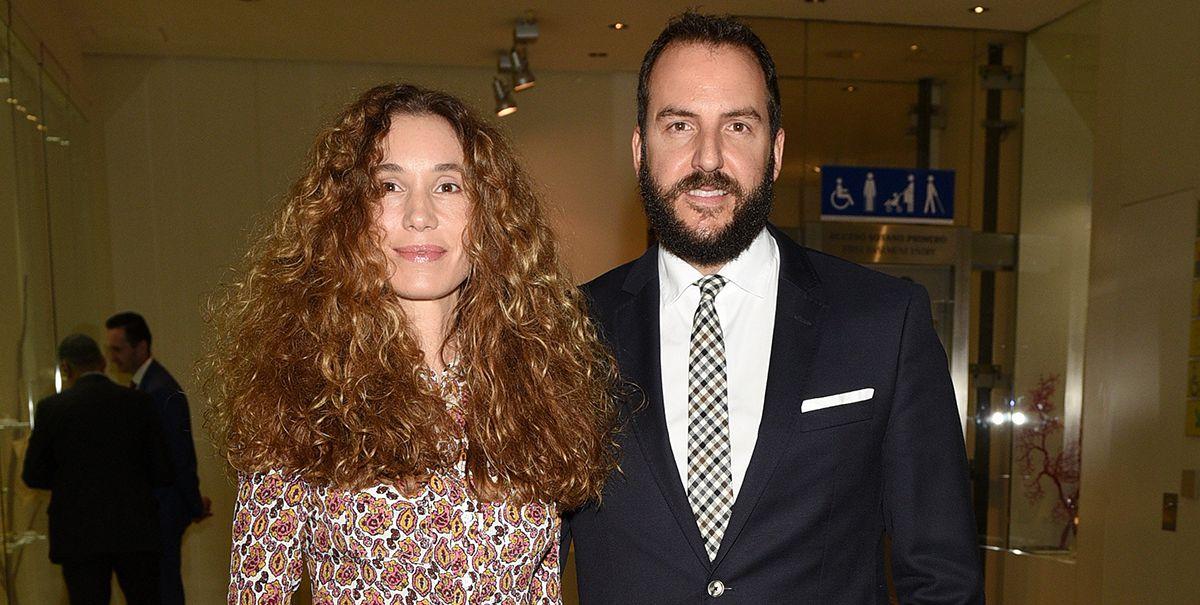 Borja Thyssen viaja a España para arropar a su mujer, Blanca Cuesta, en la subasta solidaria de una de sus obras.