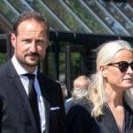 Duro golpe para la princesa METTE-MARIT de Noruega