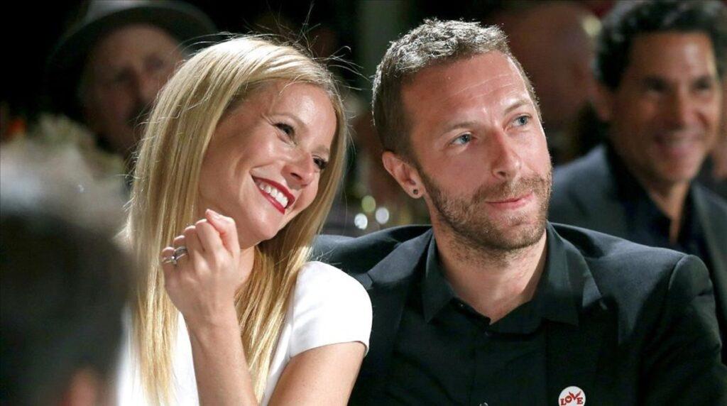 gwyneth paltrow y chris martin en otros tiempos felices