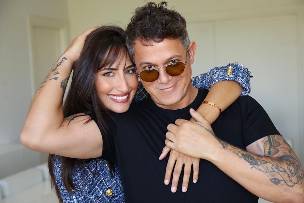 La felicitación más romántica de Alejandro Sanz