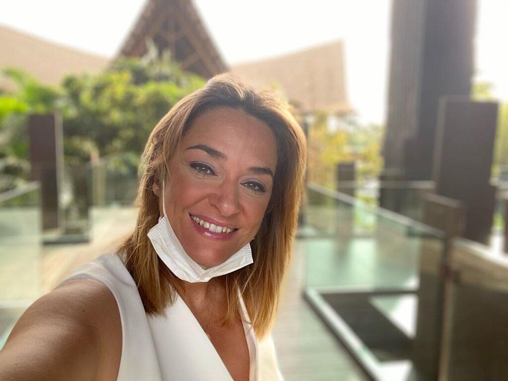 Toñi Moreno se confiesa sobre la maternidad
