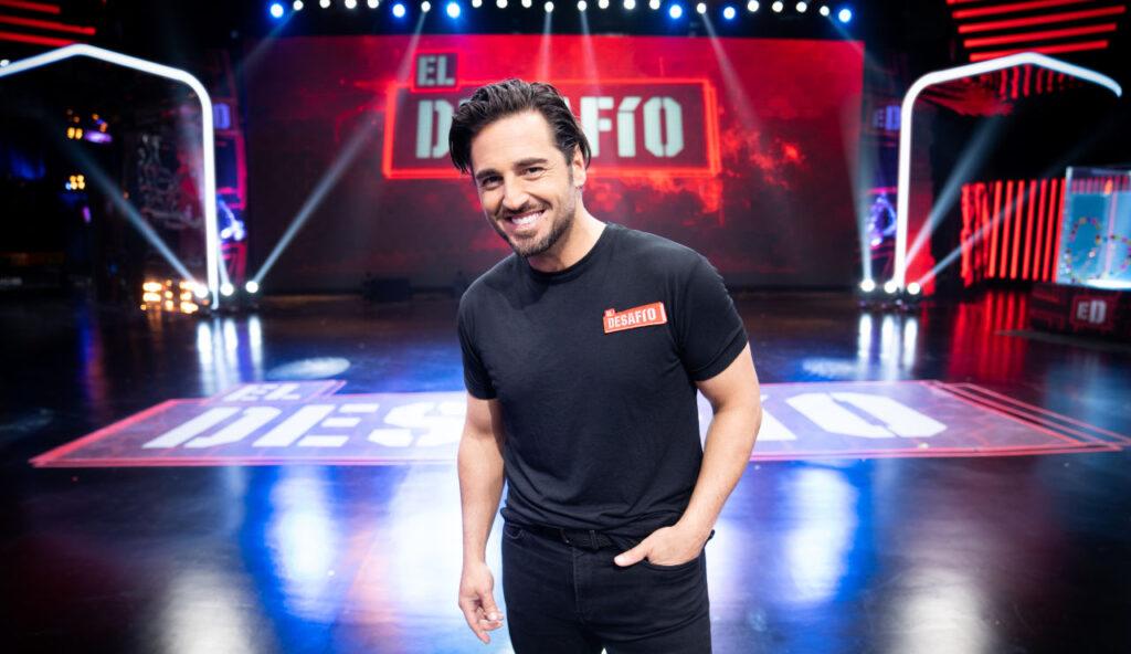 David Bustamante feliz con 20 kilos menos