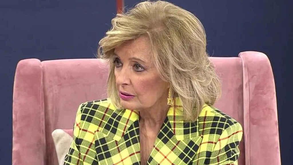 Maria Teresa Campos se resiste a retirarse