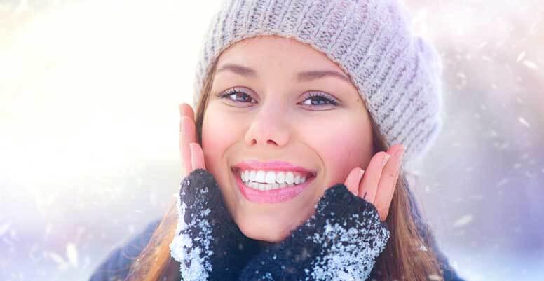 Protege tu cutis del frío