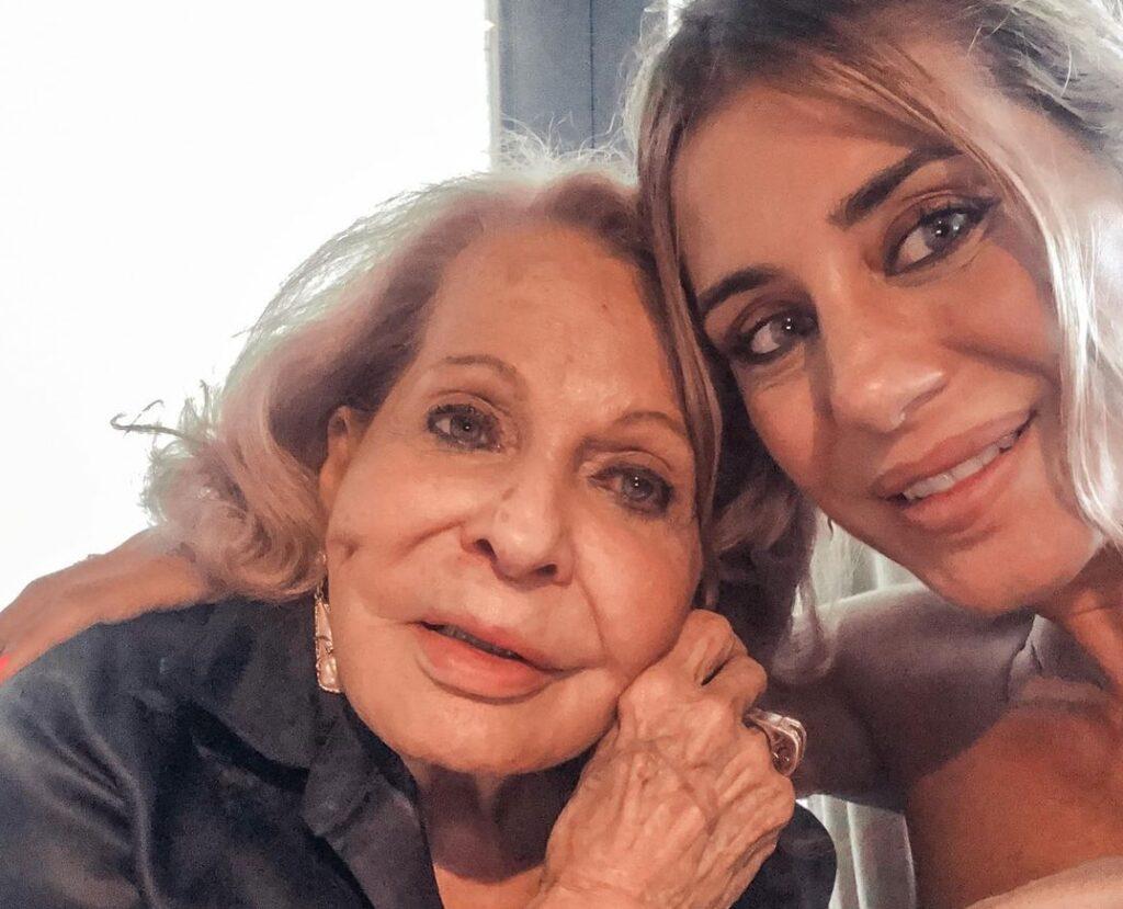 Elena Tablada denuncia la muerte de su abuela