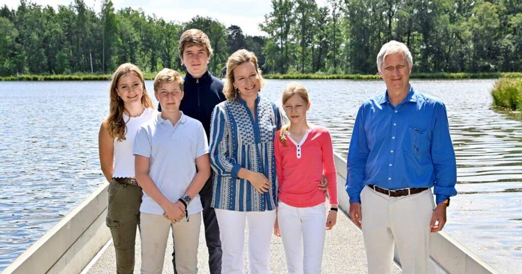La casa de la polémica de Felipe y Matilde de Bélgica