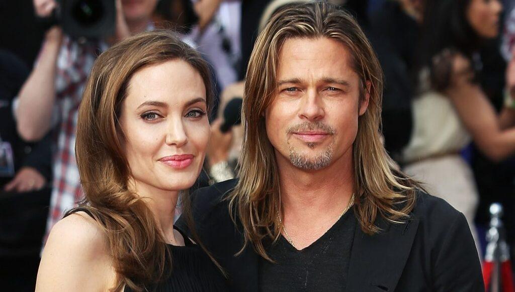 Angelina Jolie acusa a Brad Pitt de abuso infantil