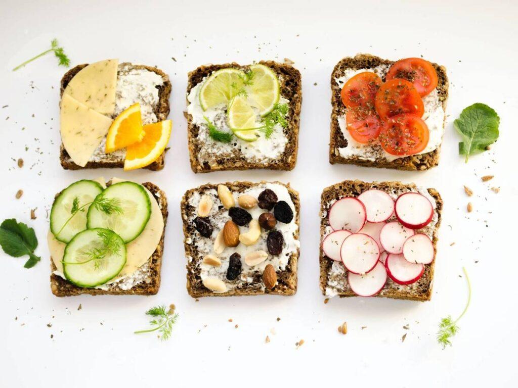 Snacks que aportan energía