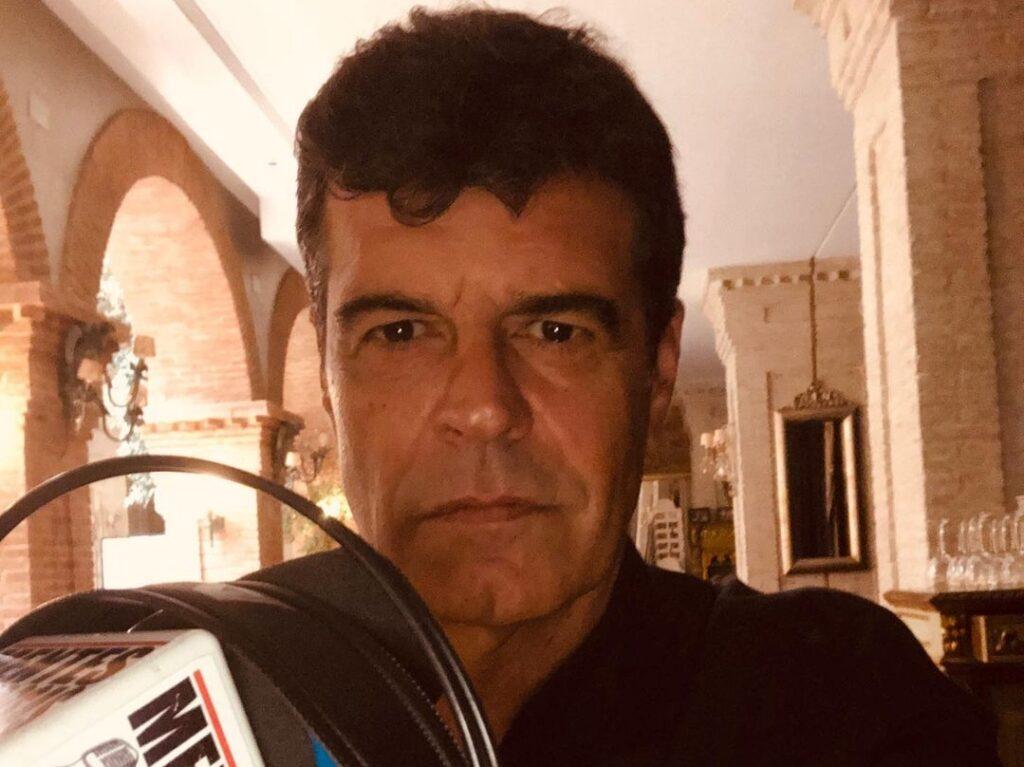 Andoni Ferreño vuelve a la televisión