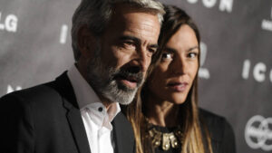 Imanol Arias e Irene Meritxell rompen