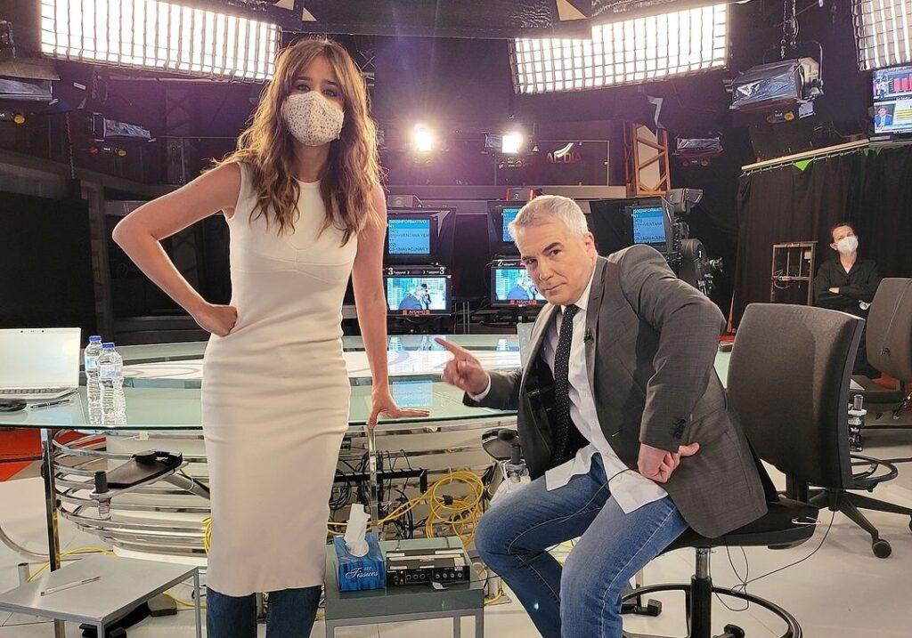 Isabel Jiménez: Lo que la cámara no ve