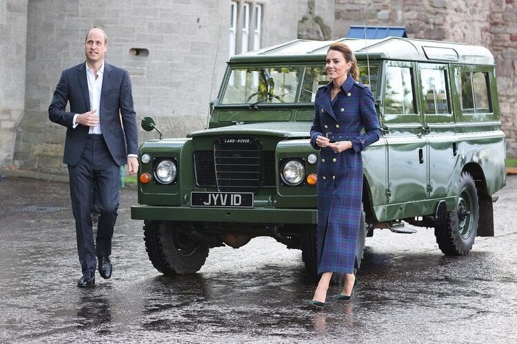 Los condes de Strathearn presentan Drive-In Cinema para el personal del NHS