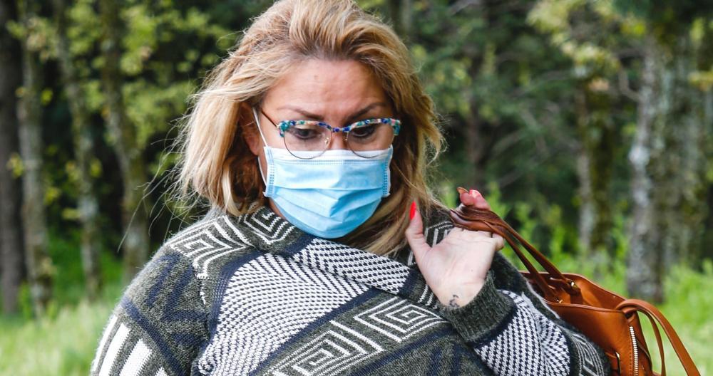 Raquel Mosquera «Estoy bien y al pie del cañón»