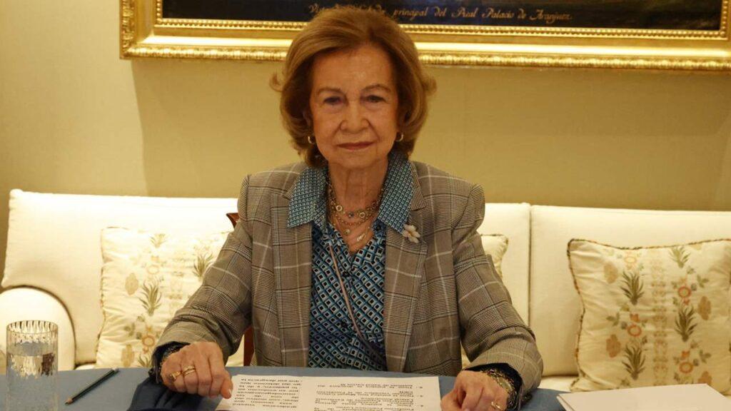Doña Sofia. Solidaria y familiar