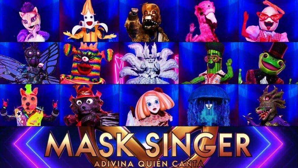 'Mask Singer'. Las pistas sobre los personajes detrás del disfraz