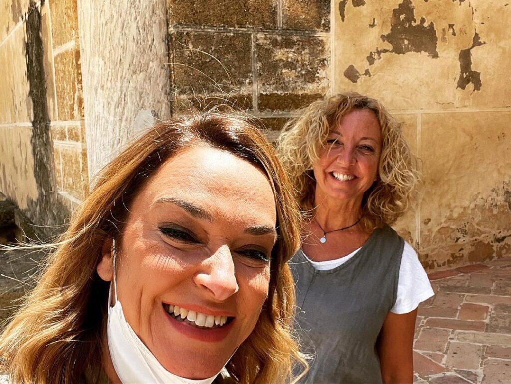 Toñi Moreno ilusionada con sus nuevos proyectos
