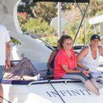 Carmen y Shaila Morales, vacaciones familiares en Ibiza